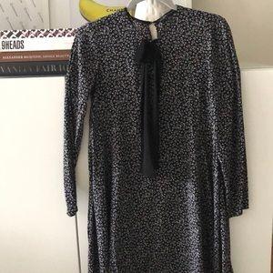 Zara Star Print Dress